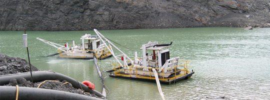 Coppabella Mine Recovery