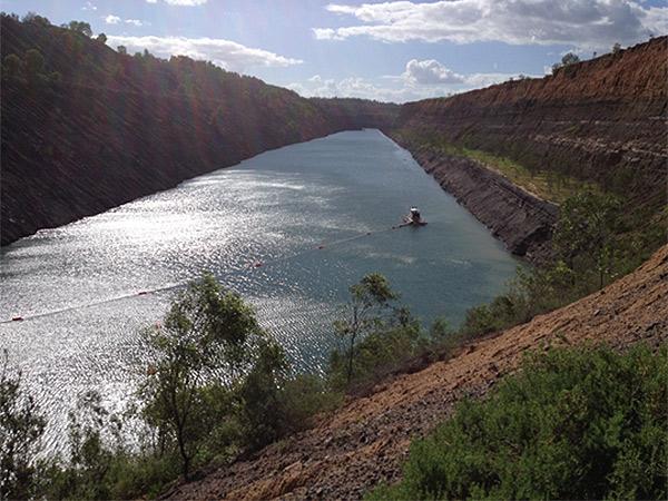 Caval Ridge Mine Dewatering