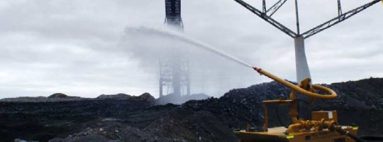 Emergency Dust Suppression