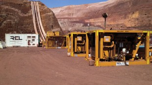 mine pump hire