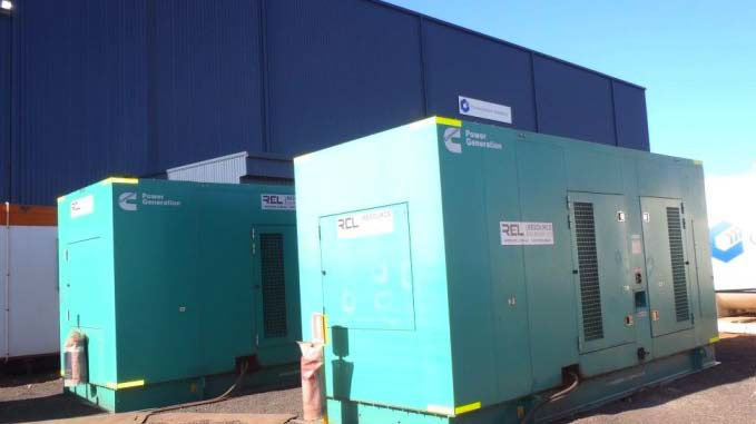 Power for Workshop Facilities