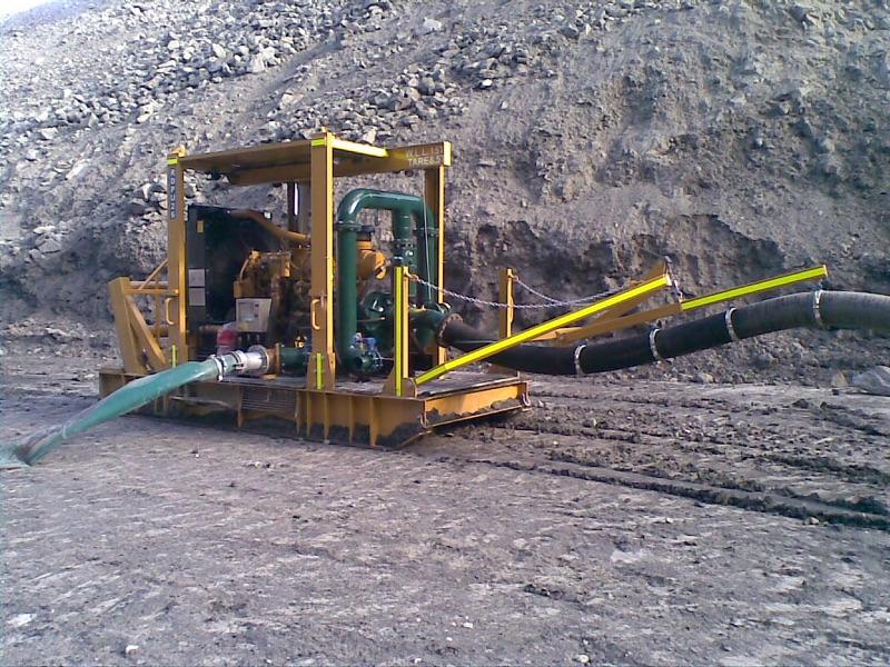 Bowen Basin Coal Mine 1