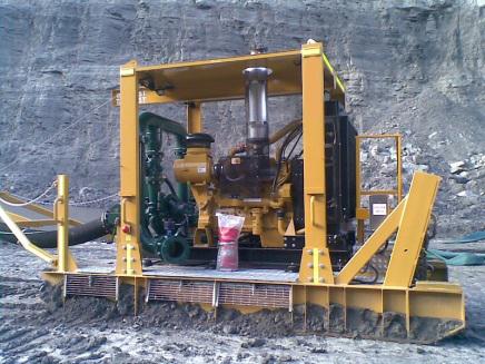 Bowen Basin Coal Mine 4