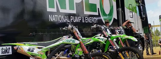 2016 Kawasaki Team Launch