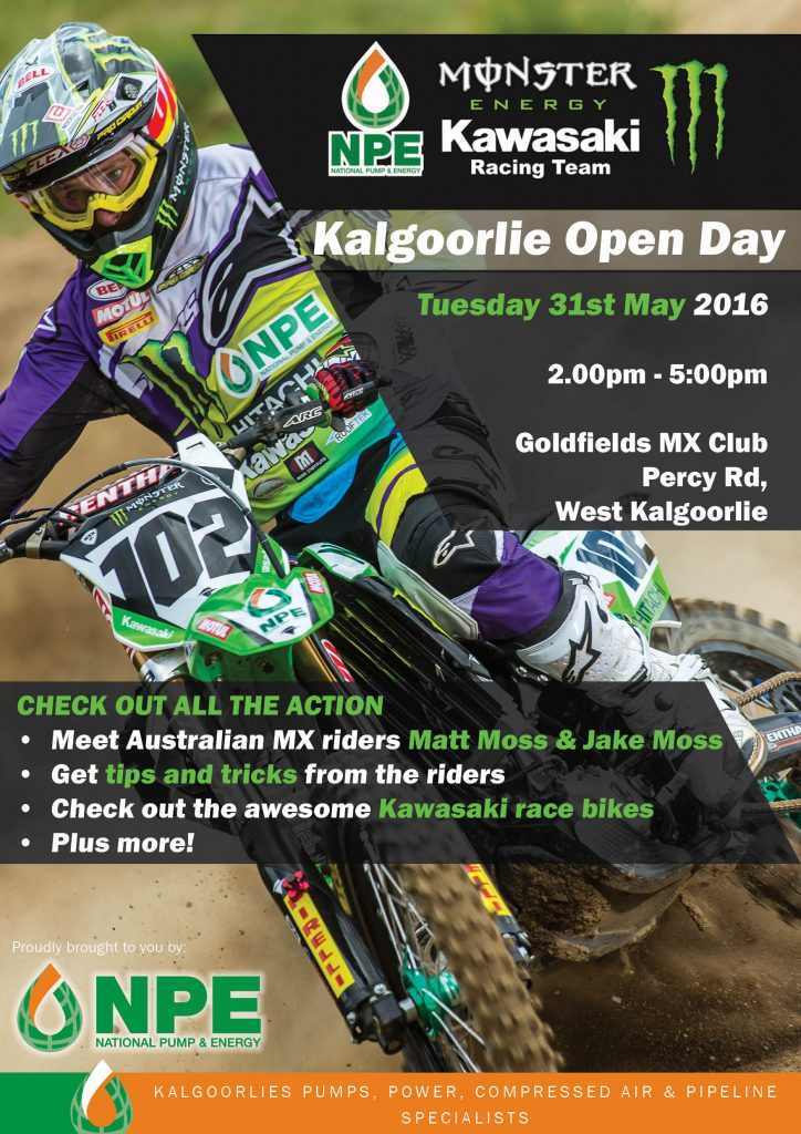 Kalgoorlie Ride Day Ad