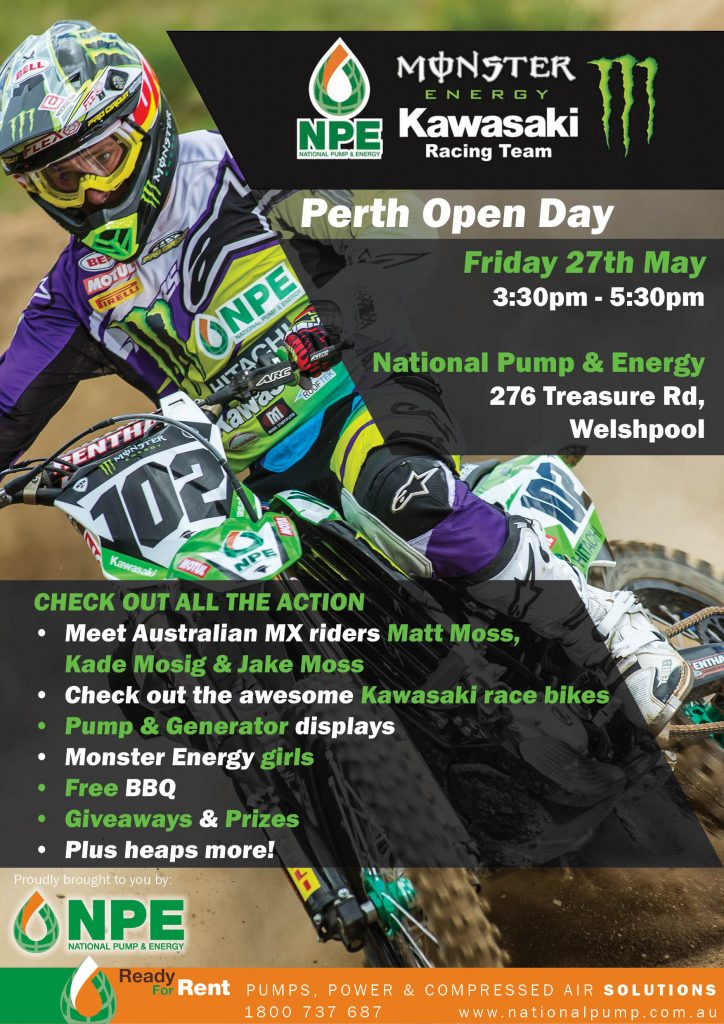 Perth Open Day Ad - Low Res