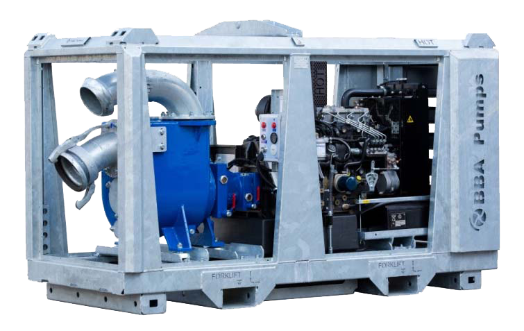 BBA Pumps - Hire or Sale - National Pump & Energy
