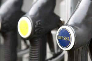 Diesel Fuel Usage