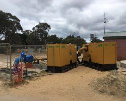 Wastewater Bypass Pump
