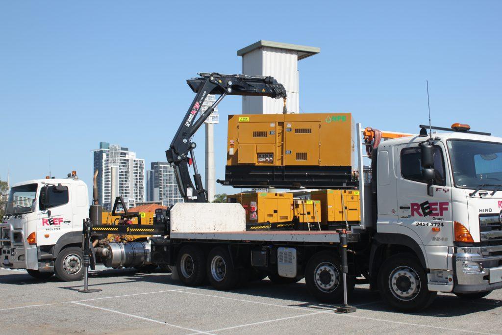 ROC Perth Generator Hire