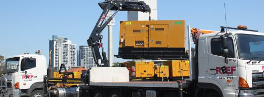 ROC Perth Generator Hire