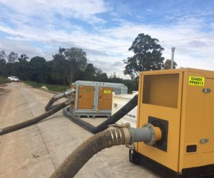 Pump Hire & Dewatering