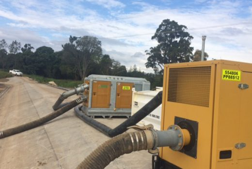 Pump Hire & Dewatering