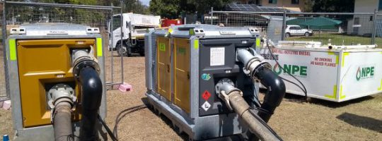 Bypass Pumping