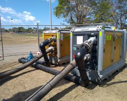 Bypass Pump Hire