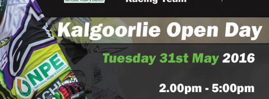 Kalgoorlie Open Day – Event