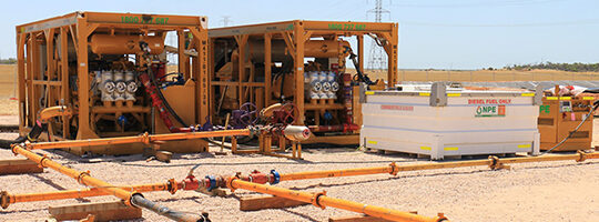 Pumps for South Australian pipeline maintenance project